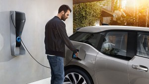 Home Charging BMW