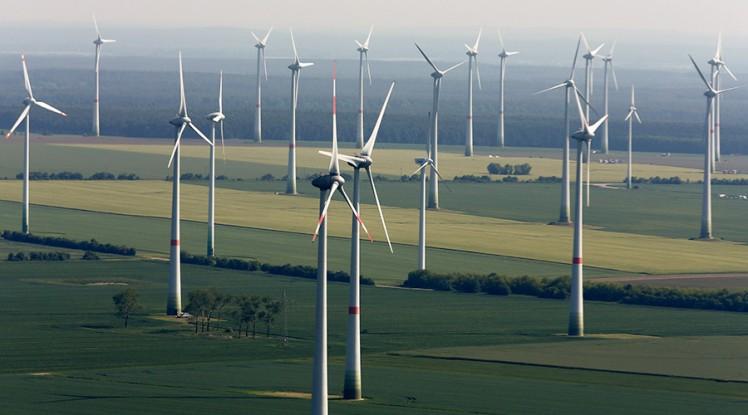 wind farm lenin